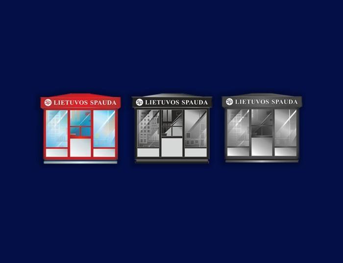 Dekoratyvinio elemento perpiešimas skaitmeniu formatu