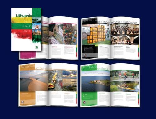 Turizmo leidiniai