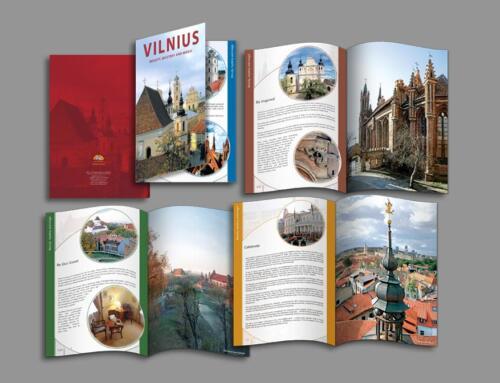 Vilniaus turizmo leidiniai