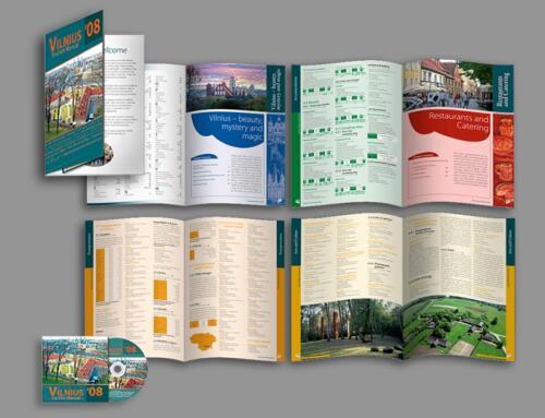 Vilniaus turizmo katalogas