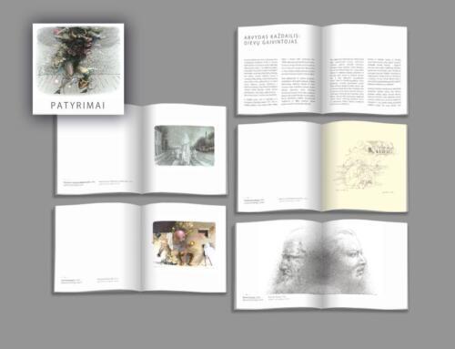 Parodos katalogas